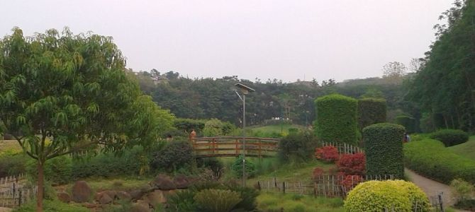 [Pune, India] A Touch of Japan in Pune: The Pune-Okayama Friendship Garden