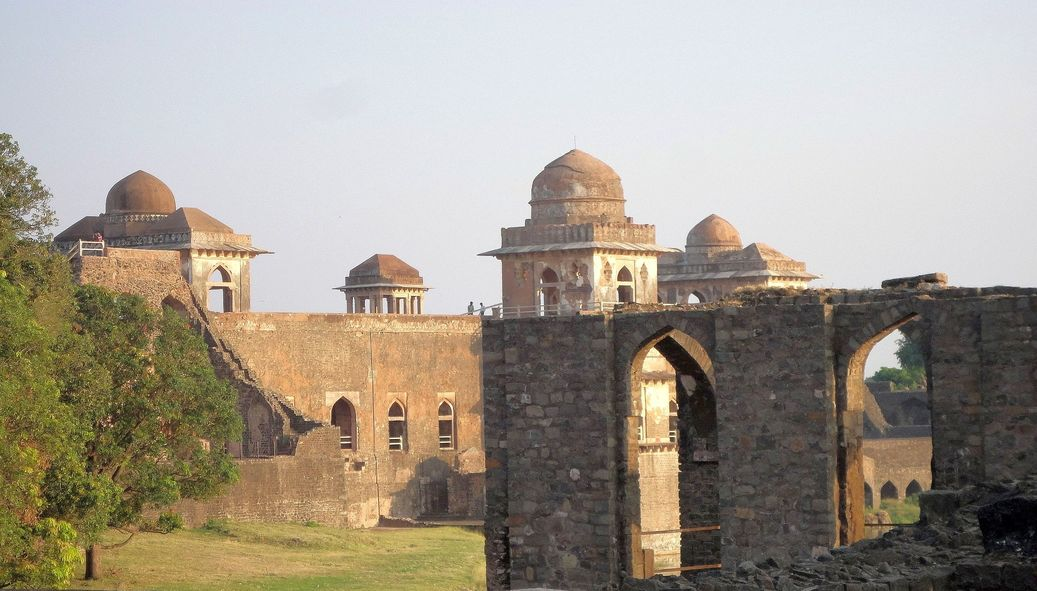 [Mandu, India] A Trip to Mandu: Where History Comes Alive - I