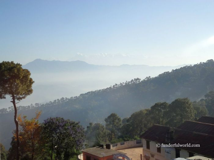 Of forests and mountains. Ranikhet, India.