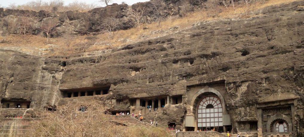 [Ajanta, Maharashtra, India] Awed by the Timeless Wonders of Ajanta – II