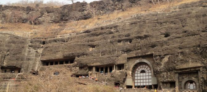 [Ajanta, Maharashtra, India] Awed by the Timeless Wonders of Ajanta – II