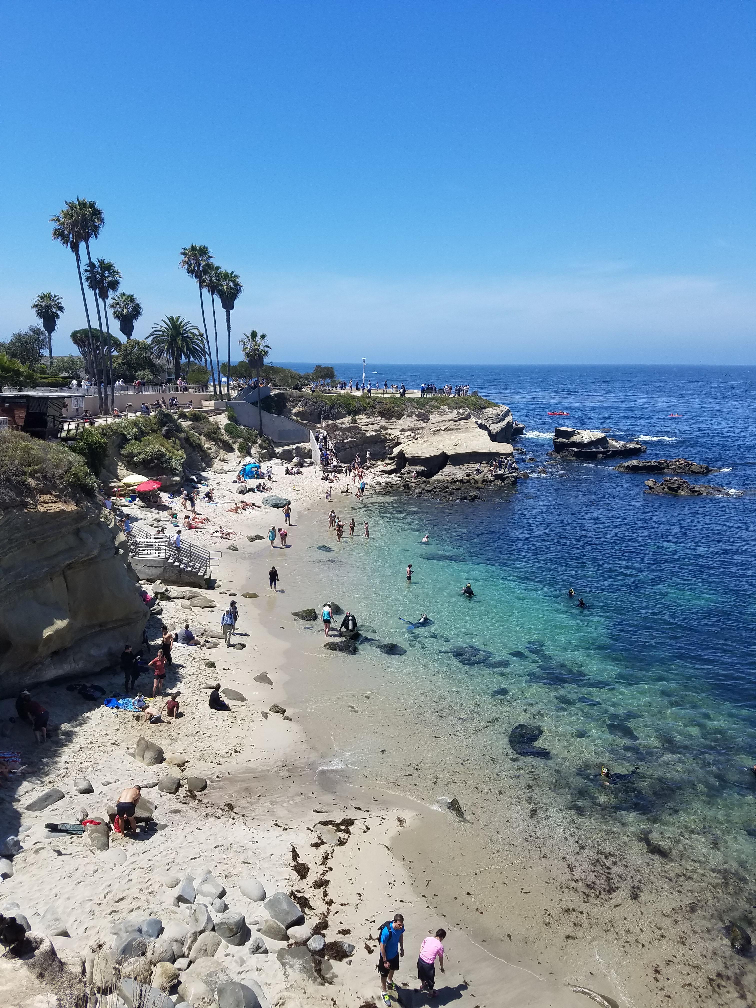 San Diego Beaches: La Jolla Cove