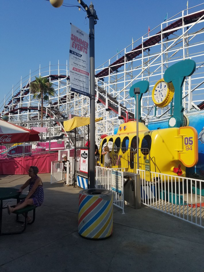 Guide to San Diego's Belmont Park