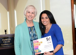 Pam Dearden, Lois Marino/BBX Capital Foundation