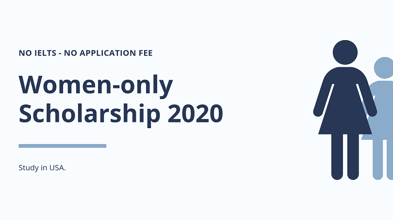 International Scholarship for Women 2020-2021