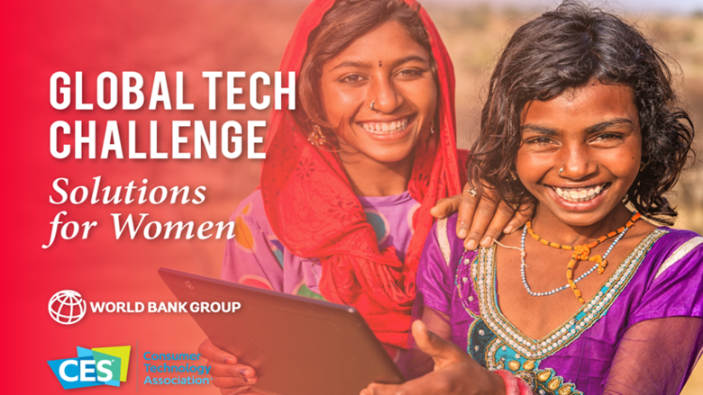 WORLD BANK Global Tech Challenge: Solutions for Women