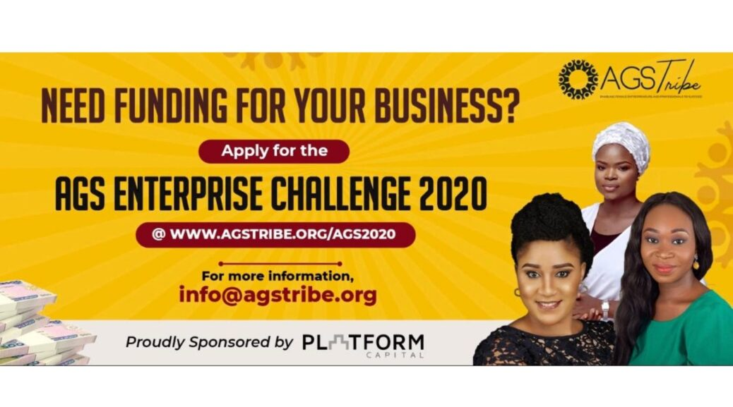 AGS Enterprise Challenge for Entrepreneurs 2020 (N3,000,000 in prizes)