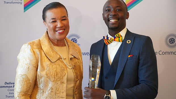 The Commonwealth Youth Awards for Excellence in Development Work 2021