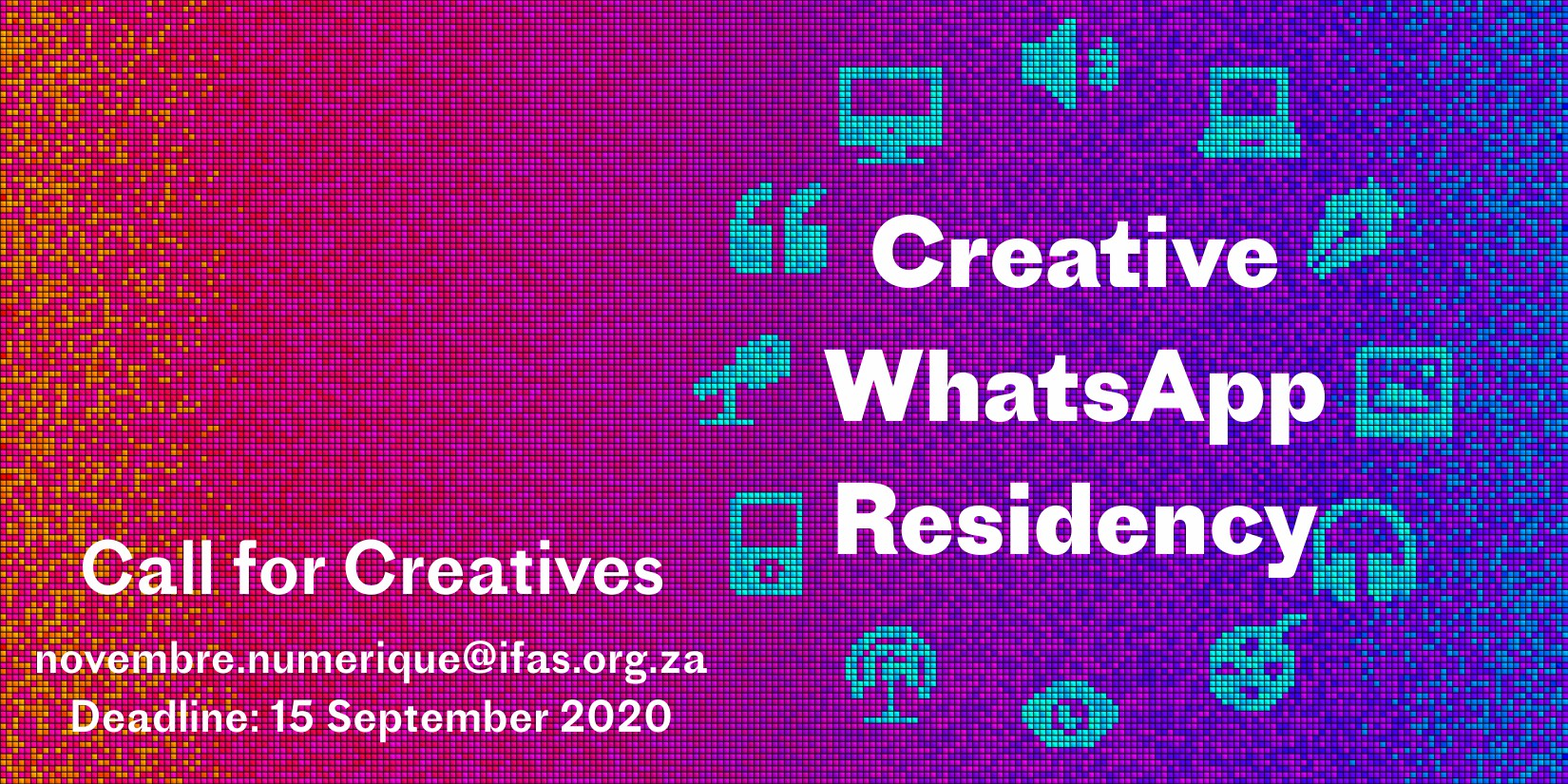 Creative WhatsApp Residency