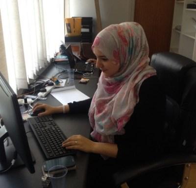 Majedah, Fundraising Team