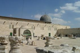 Al-Aqsa Compound, Jerusalem