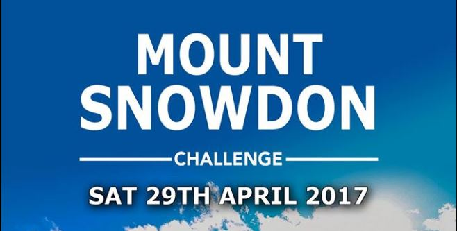 Conquer Mount Snowdon with us!