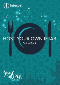 Ramadan Iftar Challege - Guide to organising your own Iftar