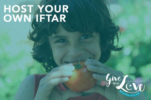 Interpal Ramadan Iftar Challenge