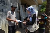 Financial Aid in Gaza
