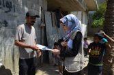 Financial Aid in Gaza