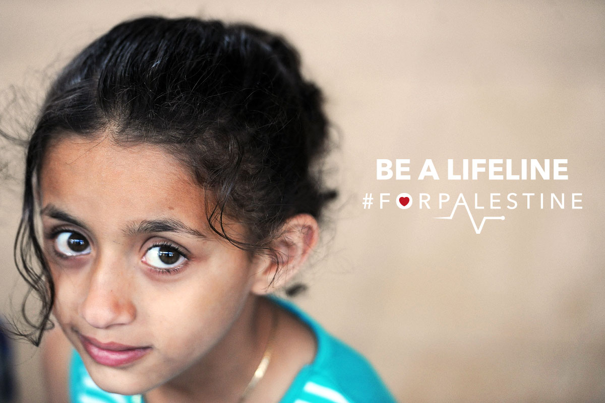 Be a Lifeline for Palestine - Interpal Medical Aid for Gaza