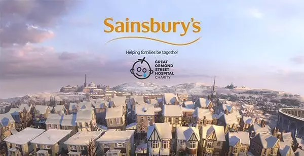 Image result for sainsbury's and gosh
