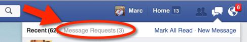 Facebook Messages Routine Maintenance