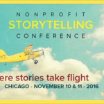 Only 6 Nonprofit Storytelling Conference tickets left - #npstoryconf