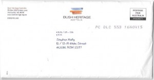 BHA Envelope 2