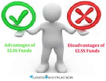 Advantages and Disadvantages of ELSS Funds