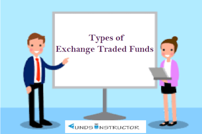 Types of Exchange Traded Funds (ETFs)