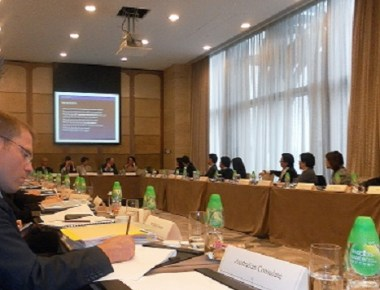 2nd policy and technical workshop, Hong Kong, March 2011