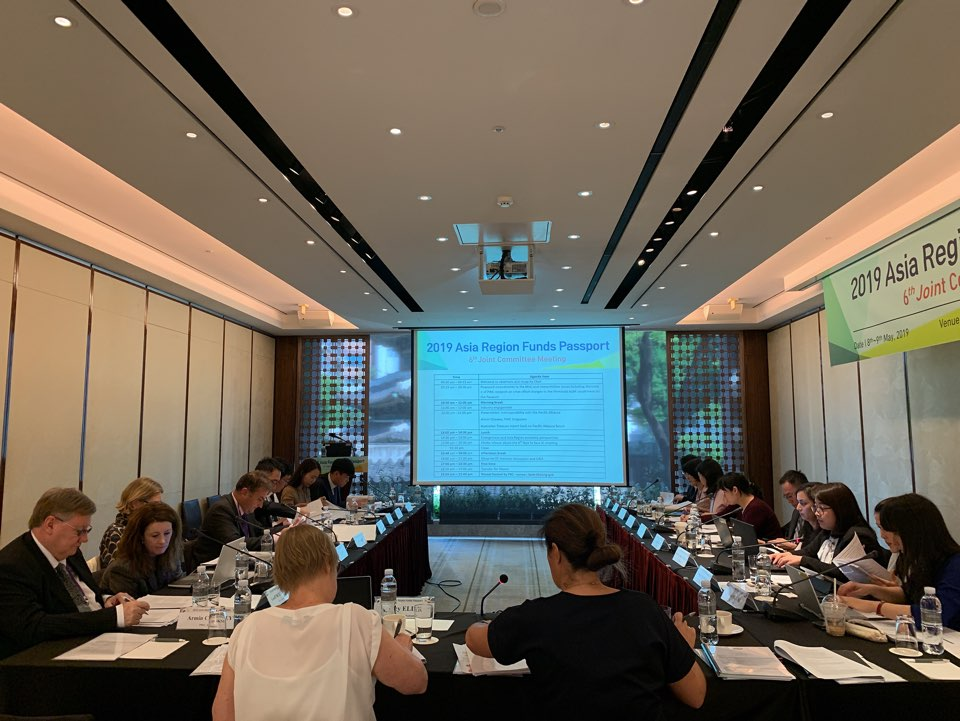 Joint Committee Meeting 8-9 May 2019, Seoul