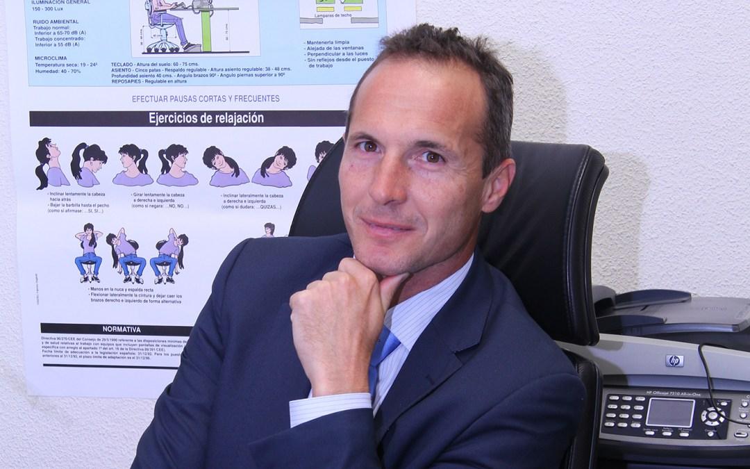 Fernando Guerrero, Fábrica Nacional de Moneda y Timbre: 'La seguridad y la salud, principios fundamentales'