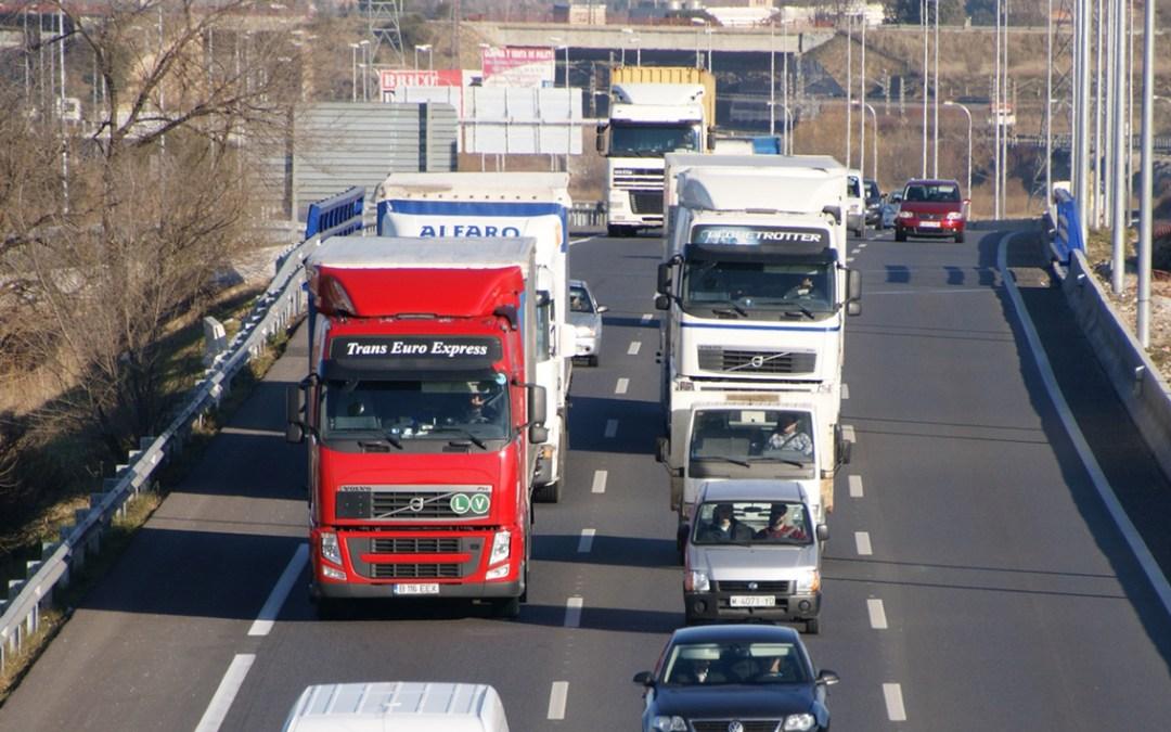 El Congreso pide crear un Mapa Regional de Transporte de Mercancías Peligrosas por Carretera