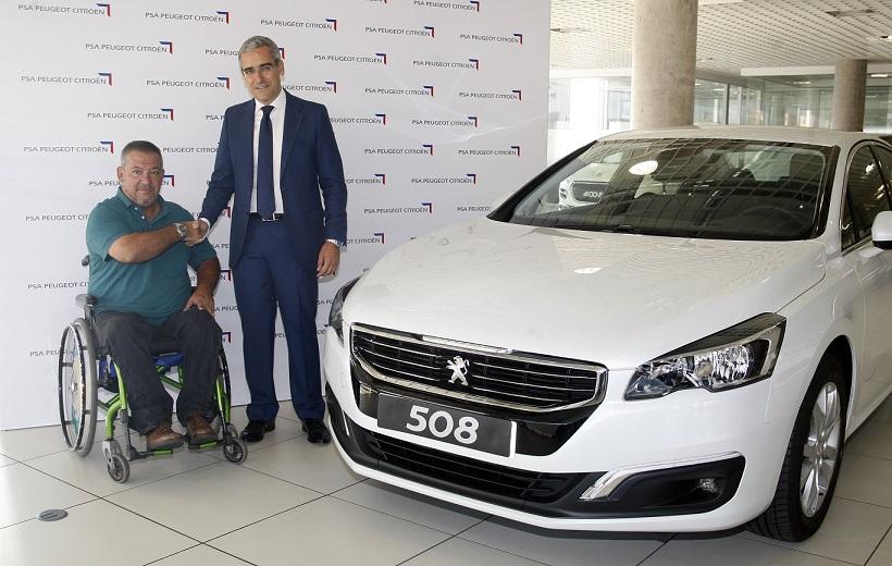 La Fundación PSA Peugeot Citroën apoya a Fundtrafic para contribuir a la seguridad vial