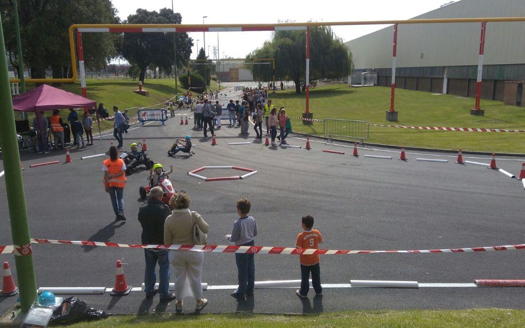 Bridgestone celebra el 50 aniversario de su fábrica de Burgos con un Family Day