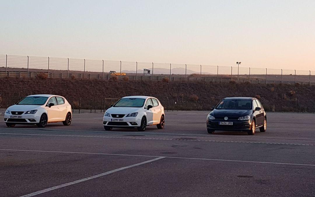 Siemens Gamesa acerca a sus trabajadores a la seguridad vial mediante un curso de conducción segura