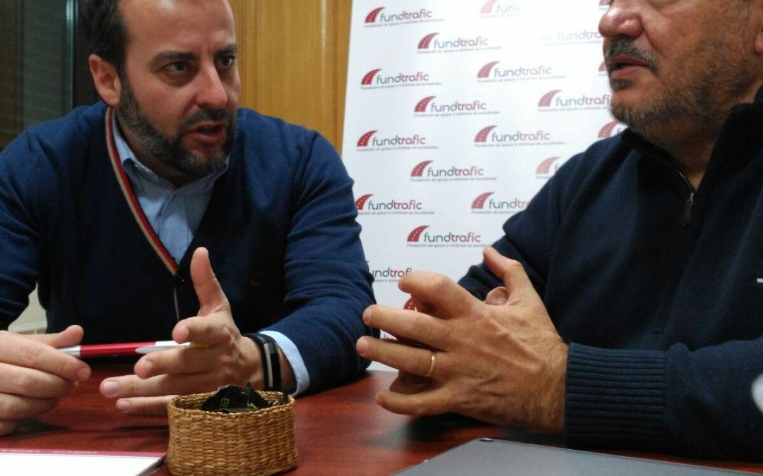 """Ramón Pérez Merlos: """"España anda a la cola en cuanto a concienciación preventiva"""""""