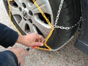 poner las cadenas