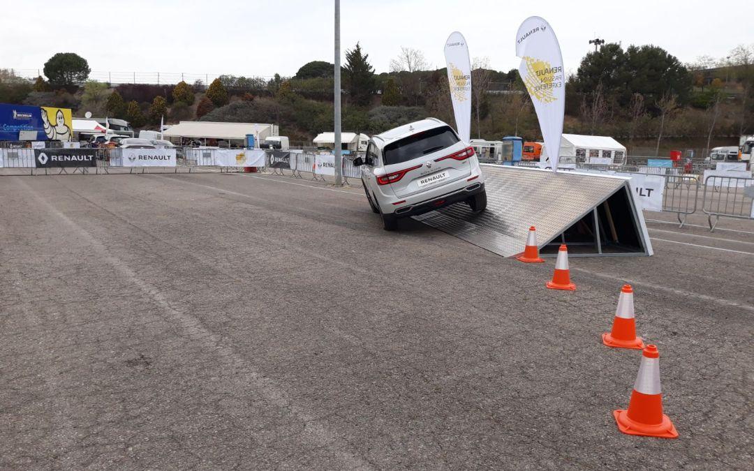 Tienes que vivirlo: Renault Passion Experience BCN