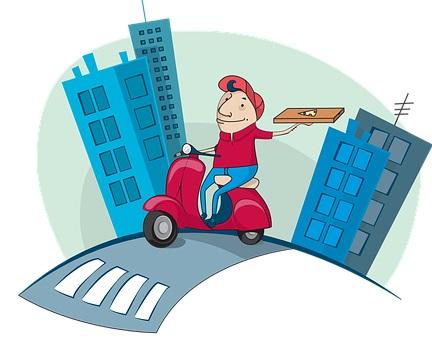 Conoce los 10 riesgos que asumen los trabajadores motoristas