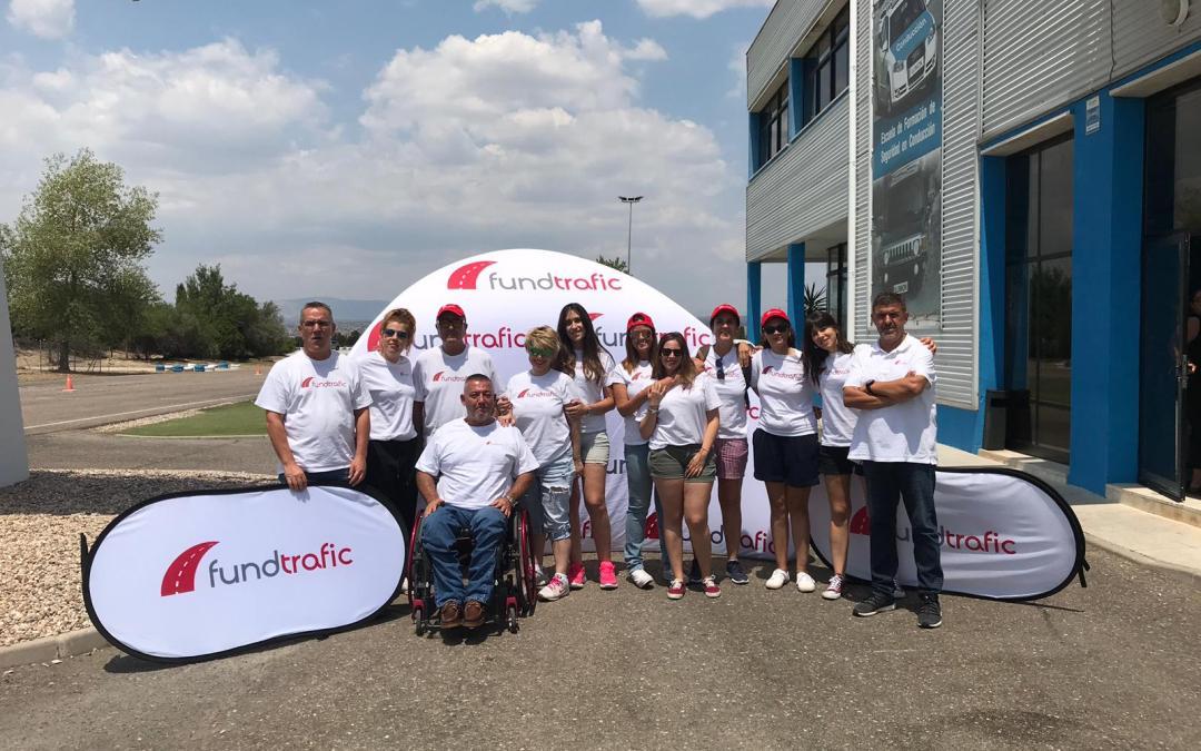 El grupo DIA- Fundtrafic organiza su propio curso de conducción
