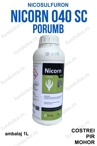 NICORN erbicid porumb nicosulfuron frunza ingusta