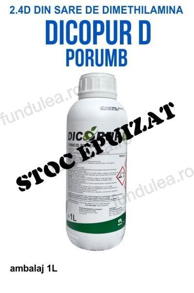erbicid dicopur d 1l stoc