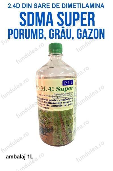 erbicid frunza lata SDMA SUPER 1L
