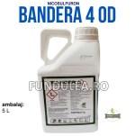 Erbicid porumb Bandera 4 OD (nicosulfuron 40 g/l).