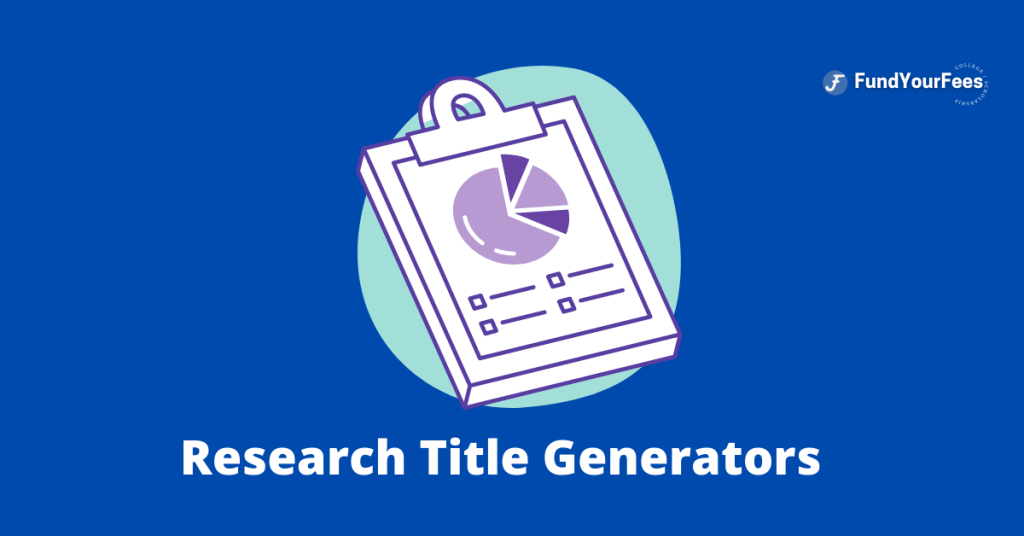 Research Title Generators