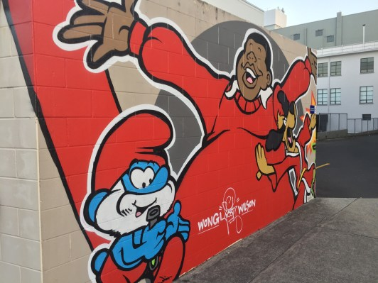 NZ street art