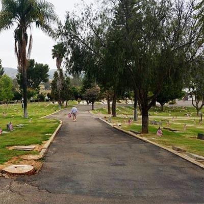 Nuevo Memory Garden in Remona
