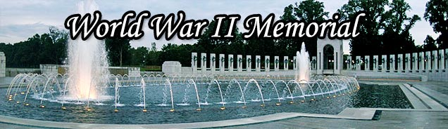 World War II Veterans – Trip to Washington