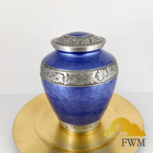 loyalty_blue_aluminum_cremation_urn_jar