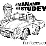 Weddle cartoon car prev