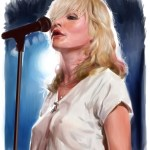 Debbie Harry portrait